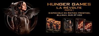 Hunger Games La Révolte ~ Partie 1