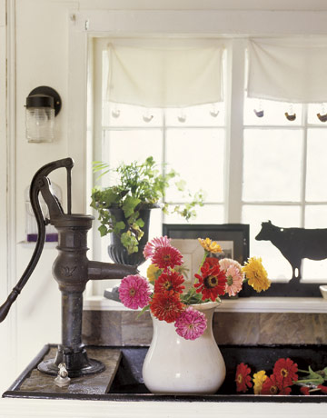 Ooh La Loft Home Stylish Kitchen Faucets From Industrial To Antique