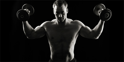 Busted! 7 Most Common Fitness Myths - strong  muscles man workout