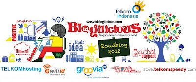 Blogilicious 2012, telkom multimedia