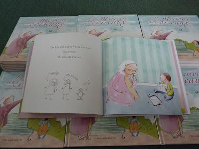 La mémoire aux oiseaux d'Ingrid Chabbert et Soufie (23 août 2012) - Voir la présentation détaillée