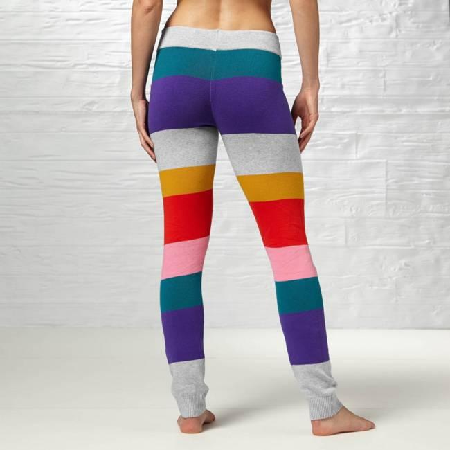 Pantalón de Reebok modelo Yoga Sweatr - Calce