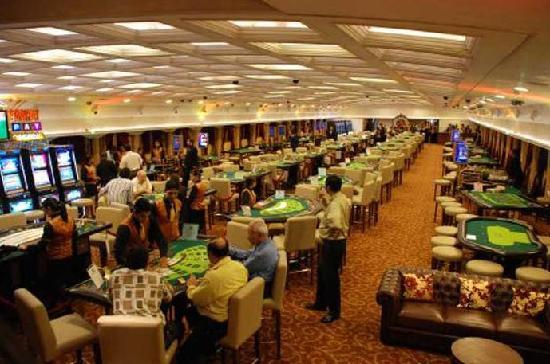 Casino royale goa ship