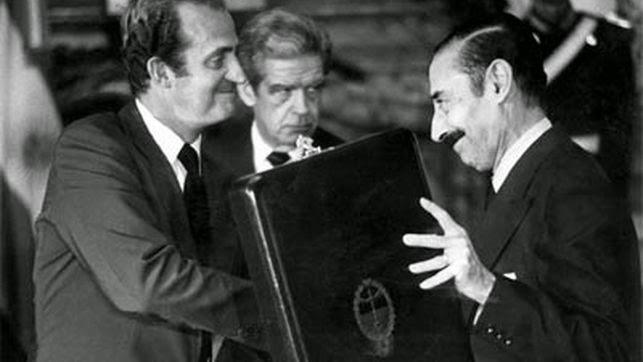 30.000 personas asesinadas en Argentina con el apoyo económico del régimen borbónico español