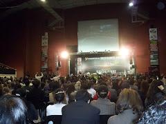 Congresso de missoes em Joinville.