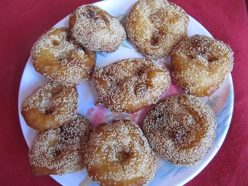 Anarsa-Diwali Recipe