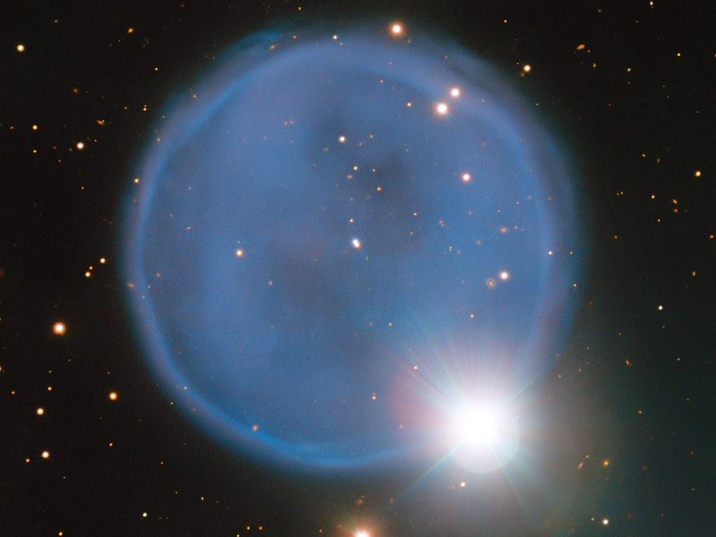 cosa avviene dopo la morte di una stella?