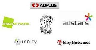 panduan memilih iklan untuk blogger, premium advertiser, admax, adplus, innity, ibn