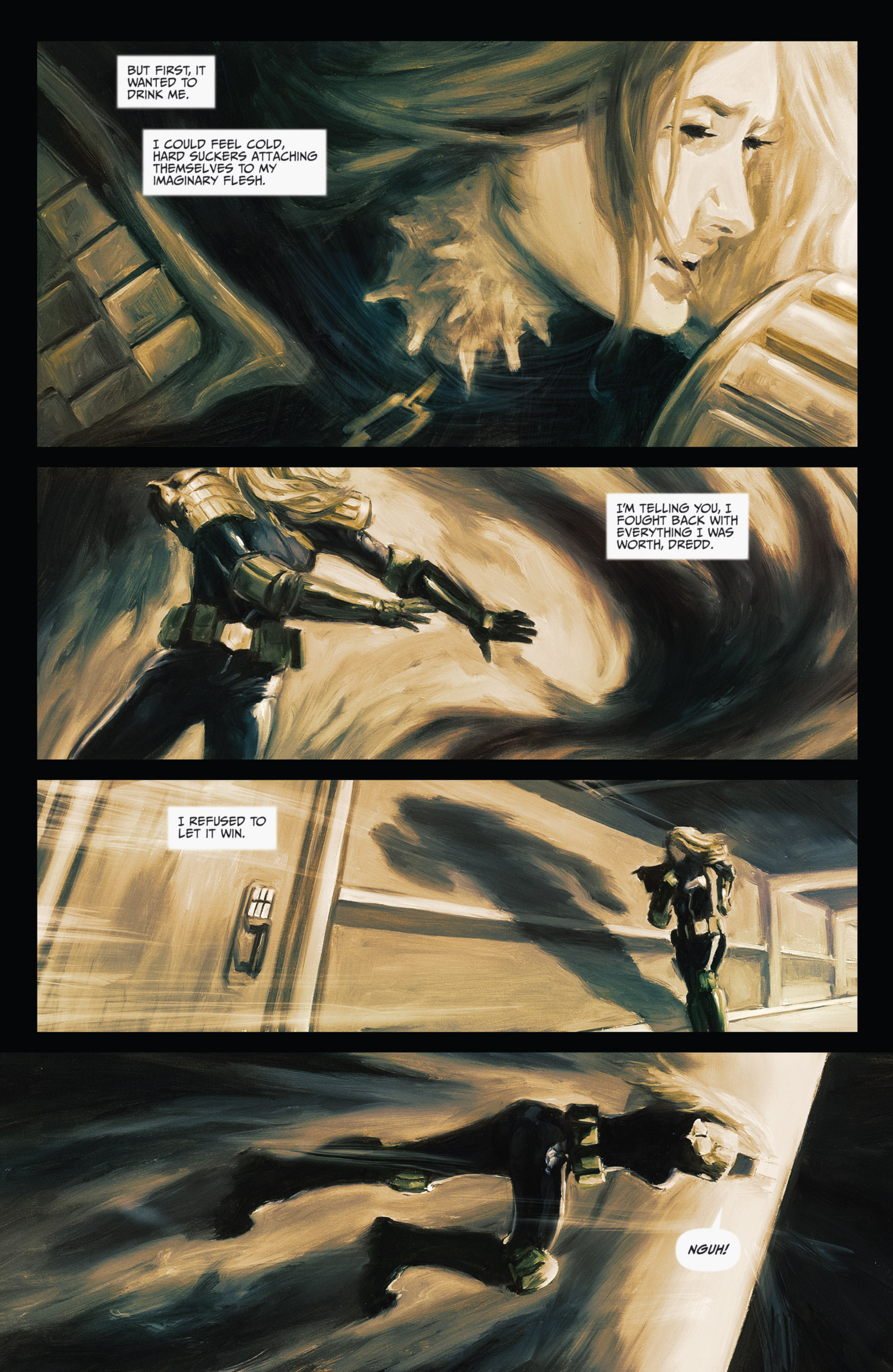 Read online Judge Dredd (2012) comic -  Issue #21 - 11