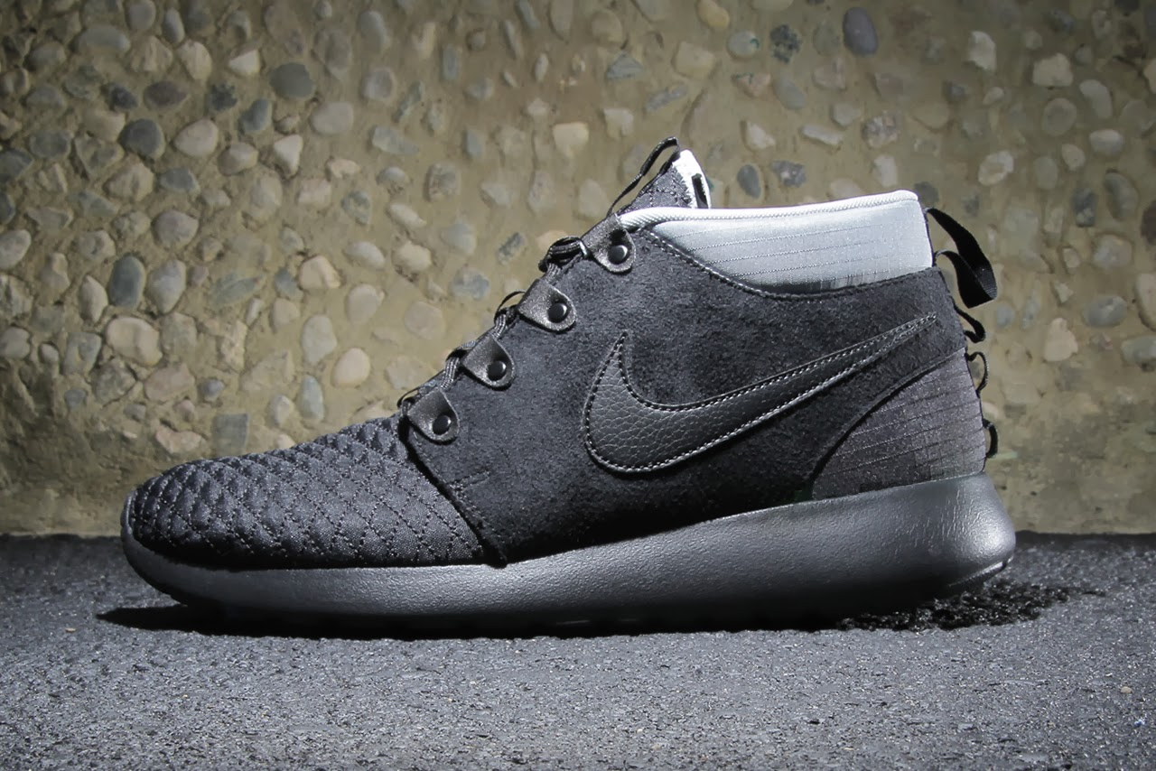 nike roshe run sneaker boot 2013 mac