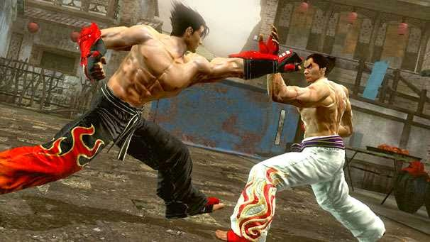 game tekken 5 for pc full version