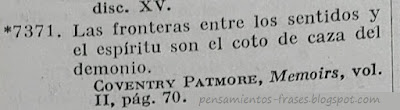 frases de Coventry Patmore