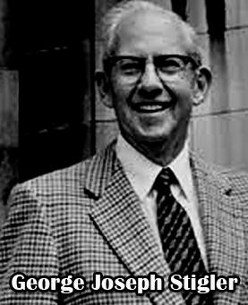 Biografi singkat George Joseph Stigler