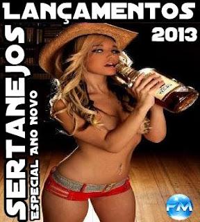 Lan�amentos Sertanejos - Especial Ano Novo 2013
