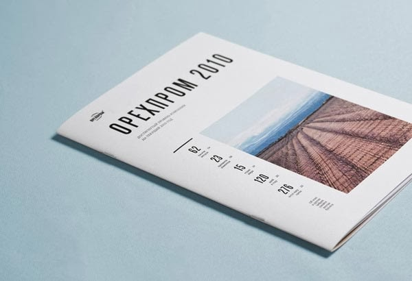 40 mind blowing examples of modern booklet layout designs jayce o