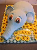 Elefant kage