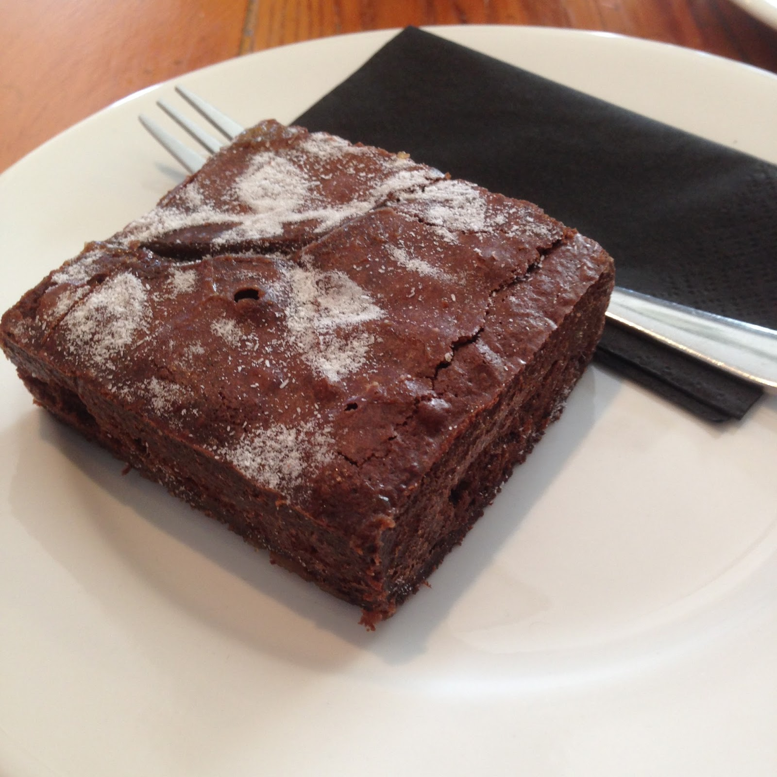 the stranded store, adelaide, food, colonel light gardens, brownie, caramel, chocolate, local, lunch, cakes, dessert, sweets