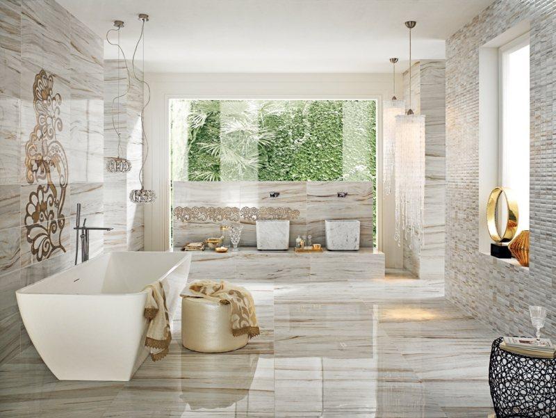 Baño De Lujo Moderno:Baño de lujo moderno