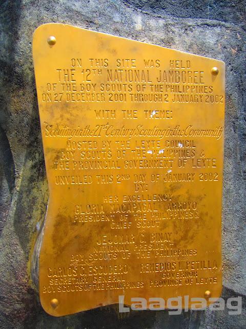 Boy Scout Monument Tacloban City