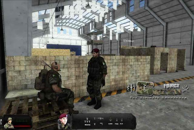 Green Force Screenshot (3)