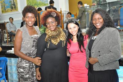 Grupo Elas e Francielle Miranda