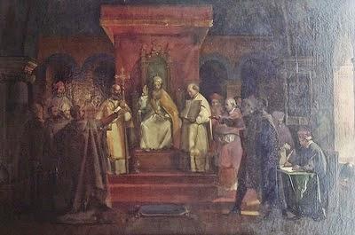 Oficialmente reconocida en 1128 (concilio de Troyes)