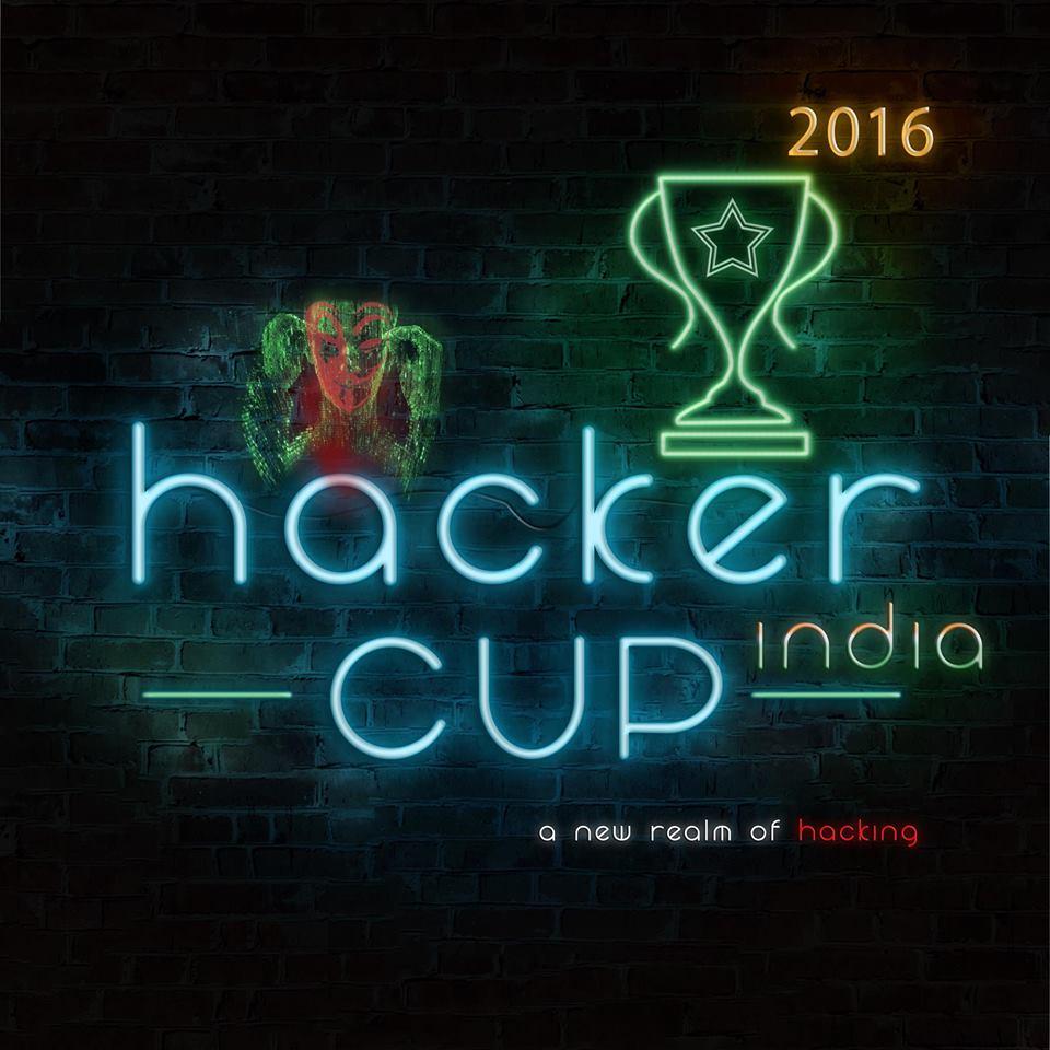 CCFIS Hacker Cup 2016