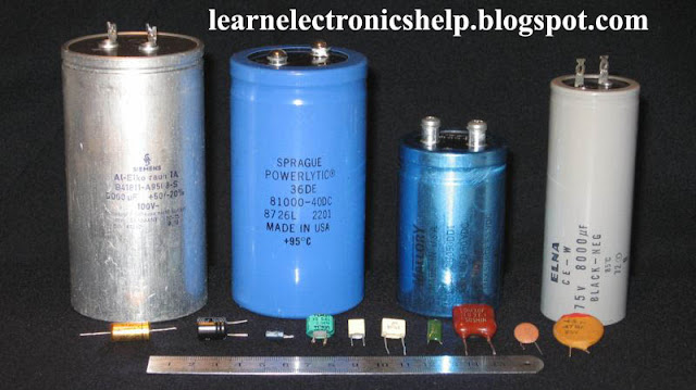 Some capacitors