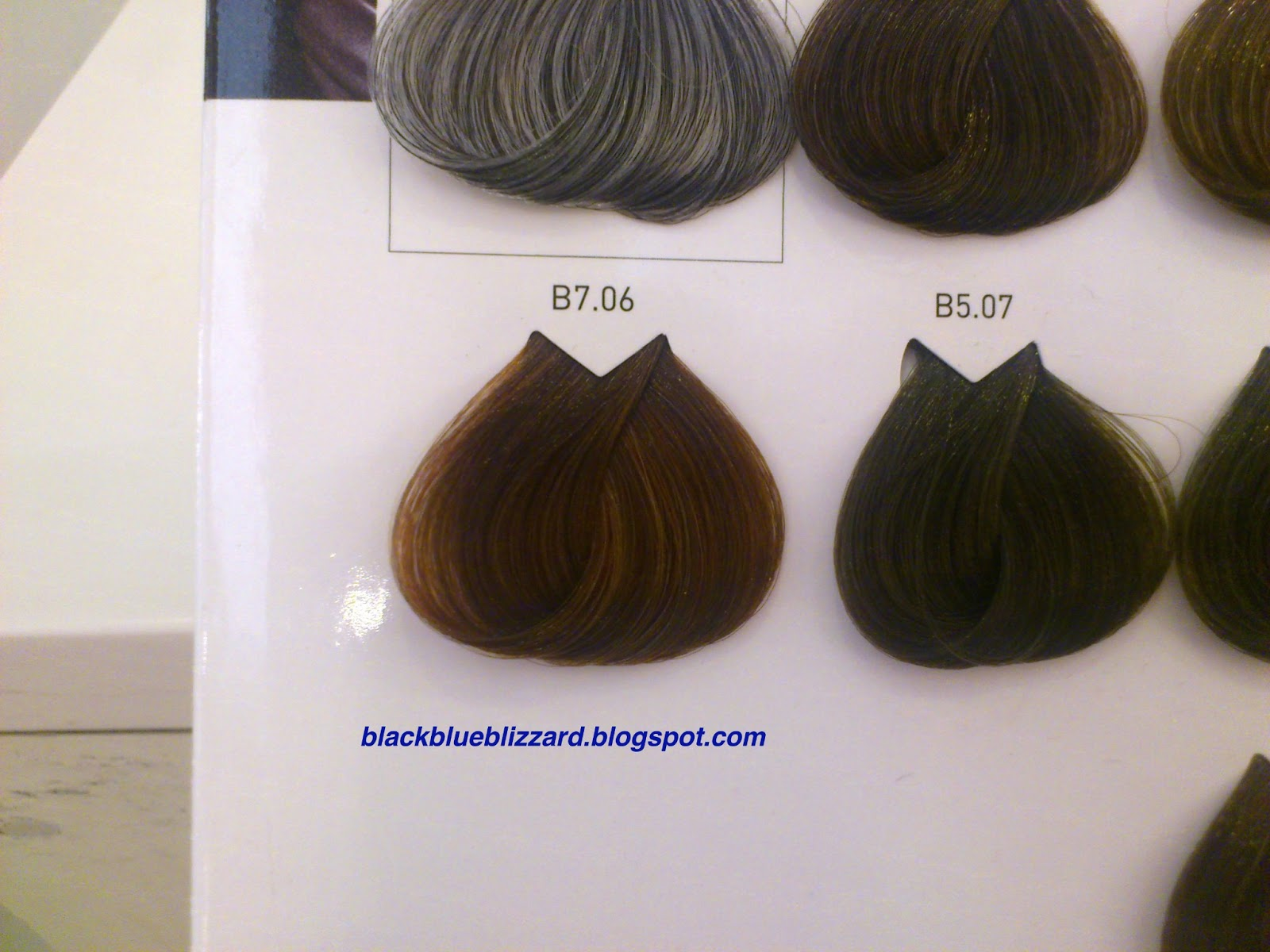JOHNNY ANDREAN SALON SWEET CHOCOLATE HAIR COLORING