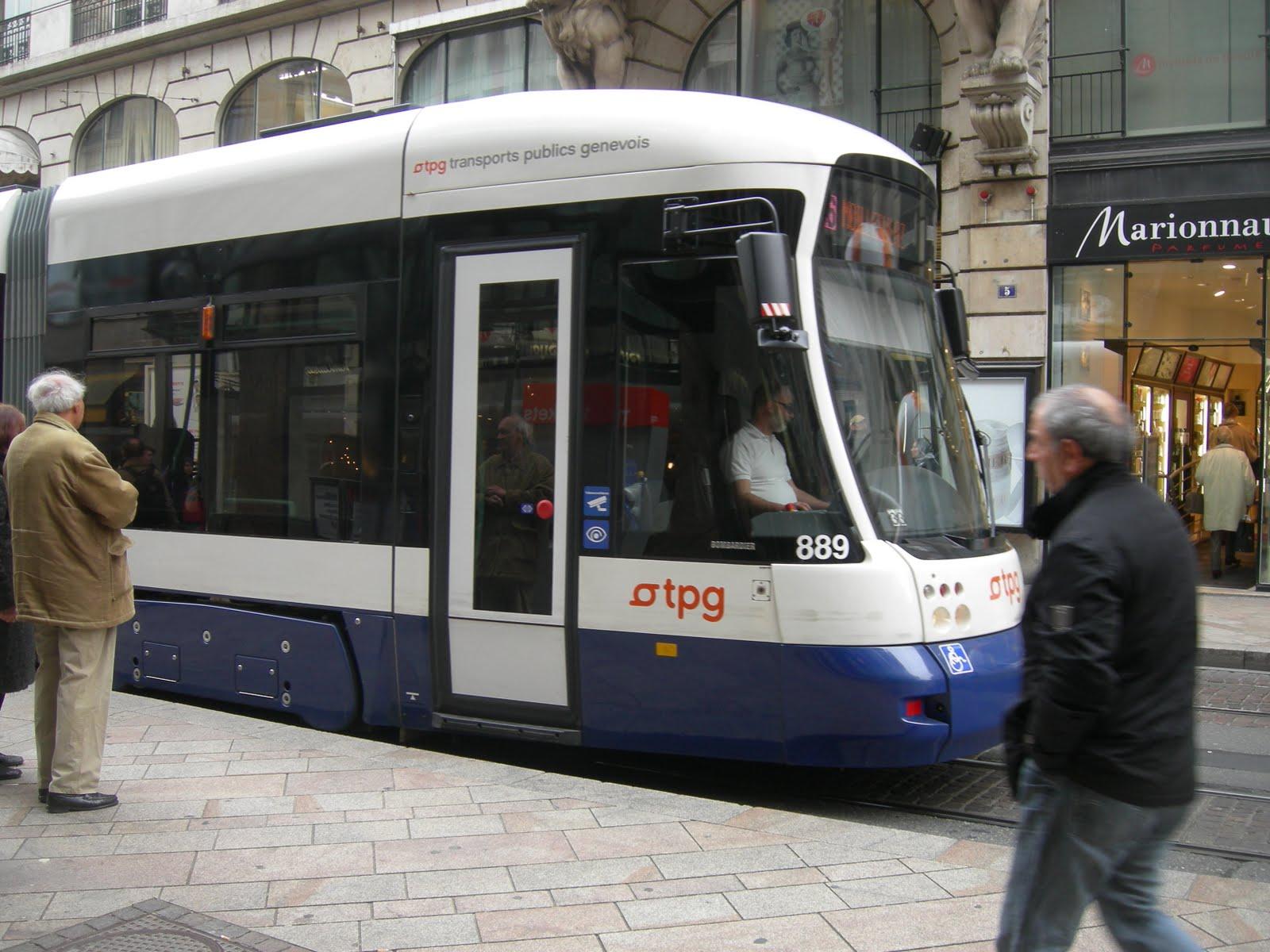 Paris London Ailleurs Tram