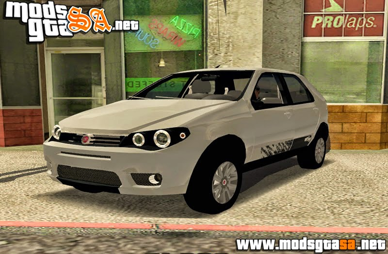 SA - Fiat Palio Way 2015