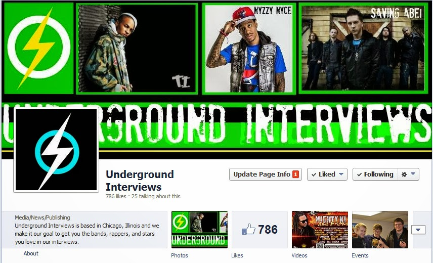underground interviews facebook