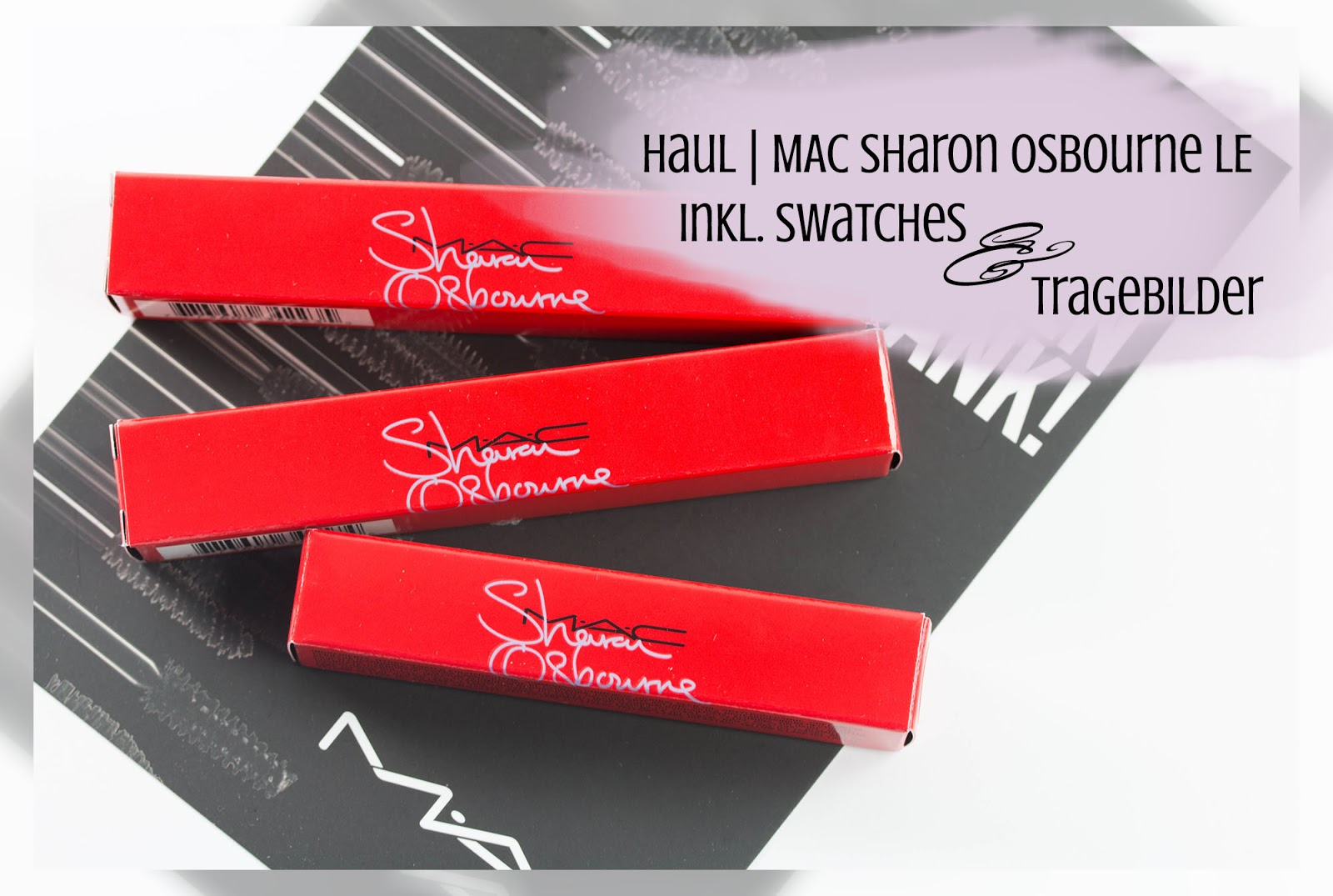 MAC Sharon Osbourne Limited Edition