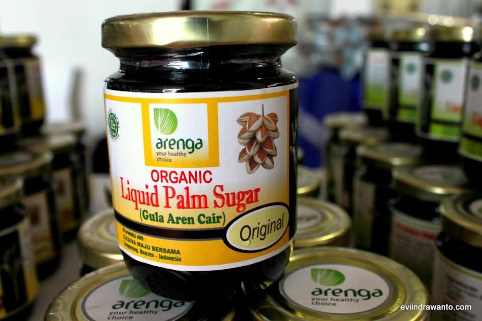 gula aren cair original