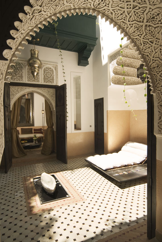 Morocult moroccan architecture for Moroccan house design