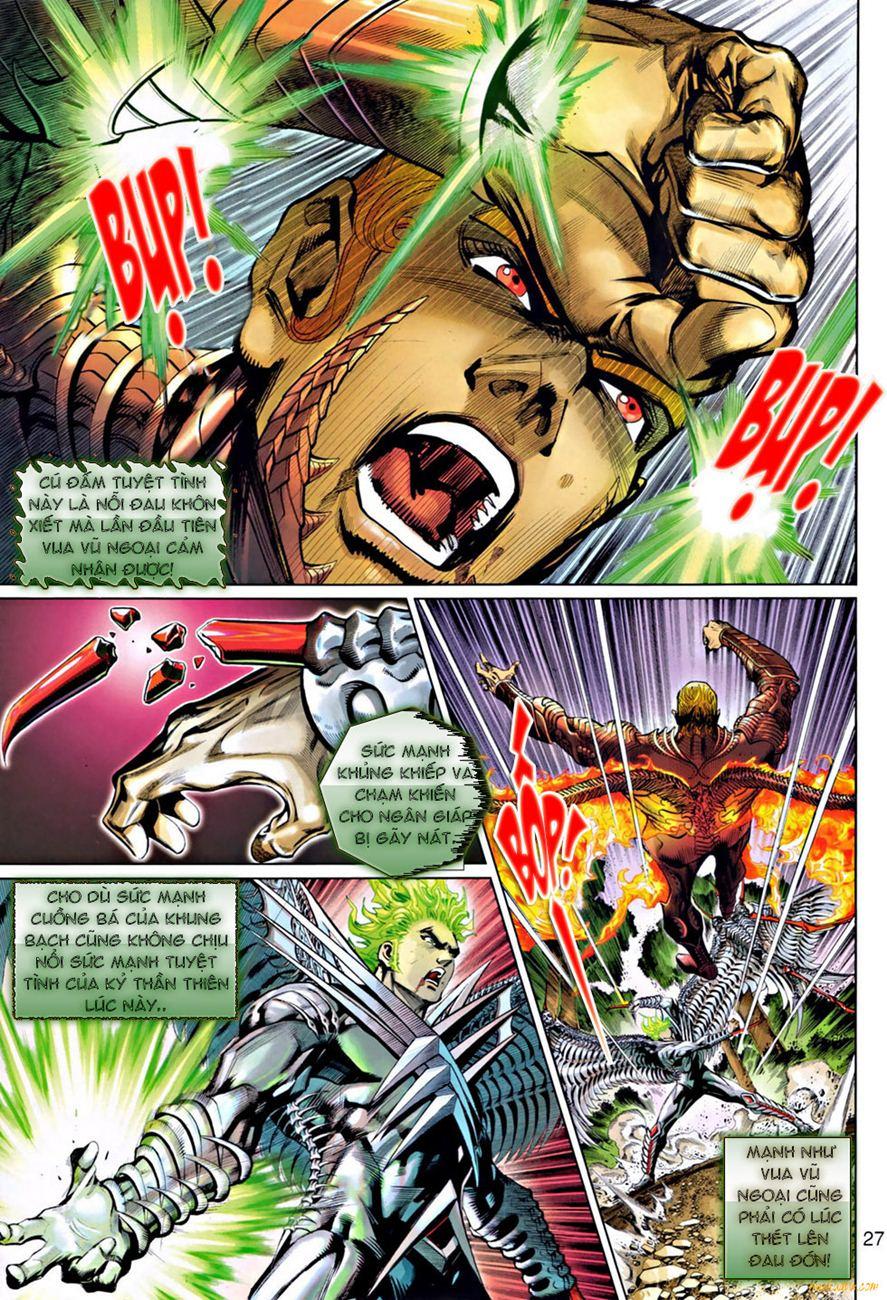 Thần Binh 4 chap 70 - Trang 26