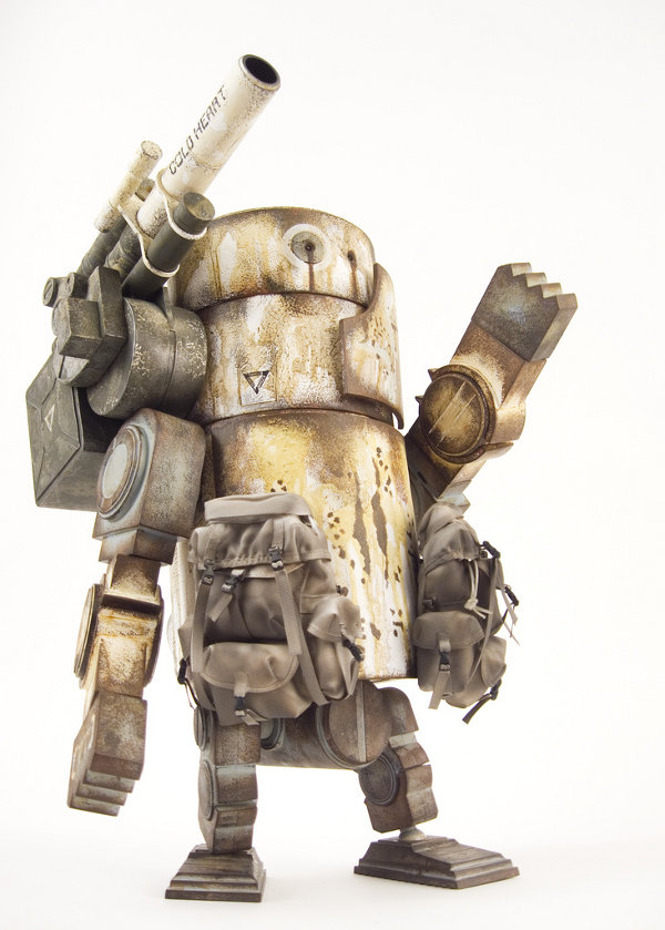 Contemplating Cyanide Ashley Wood Robots Women And