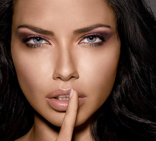 maquillaje ojos ahumados con nueva paleta Maybelline The Blushed Nudes