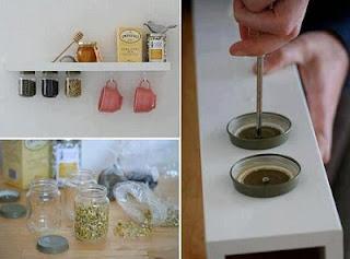 Como Hacer Condimenteros con Frascos Reciclados