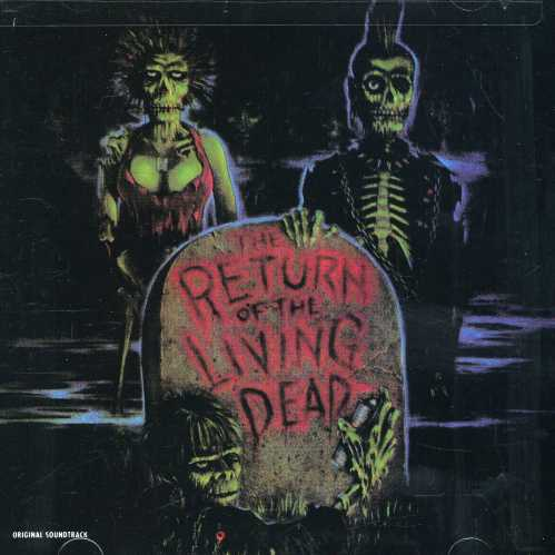 Baixar CD A Volta dos Mortos Vivos | The Return Of The Living Dead (1985)