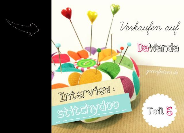 Beim nächsten Mal: Interview mit Katherina von stitchydoo