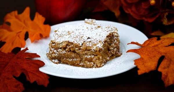 Applesauce Cake In The Kitchen With Honeyville