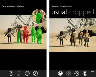 smartest eraser for wp 7