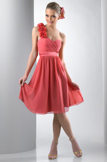 Vestidos de Fiesta, Color Melon