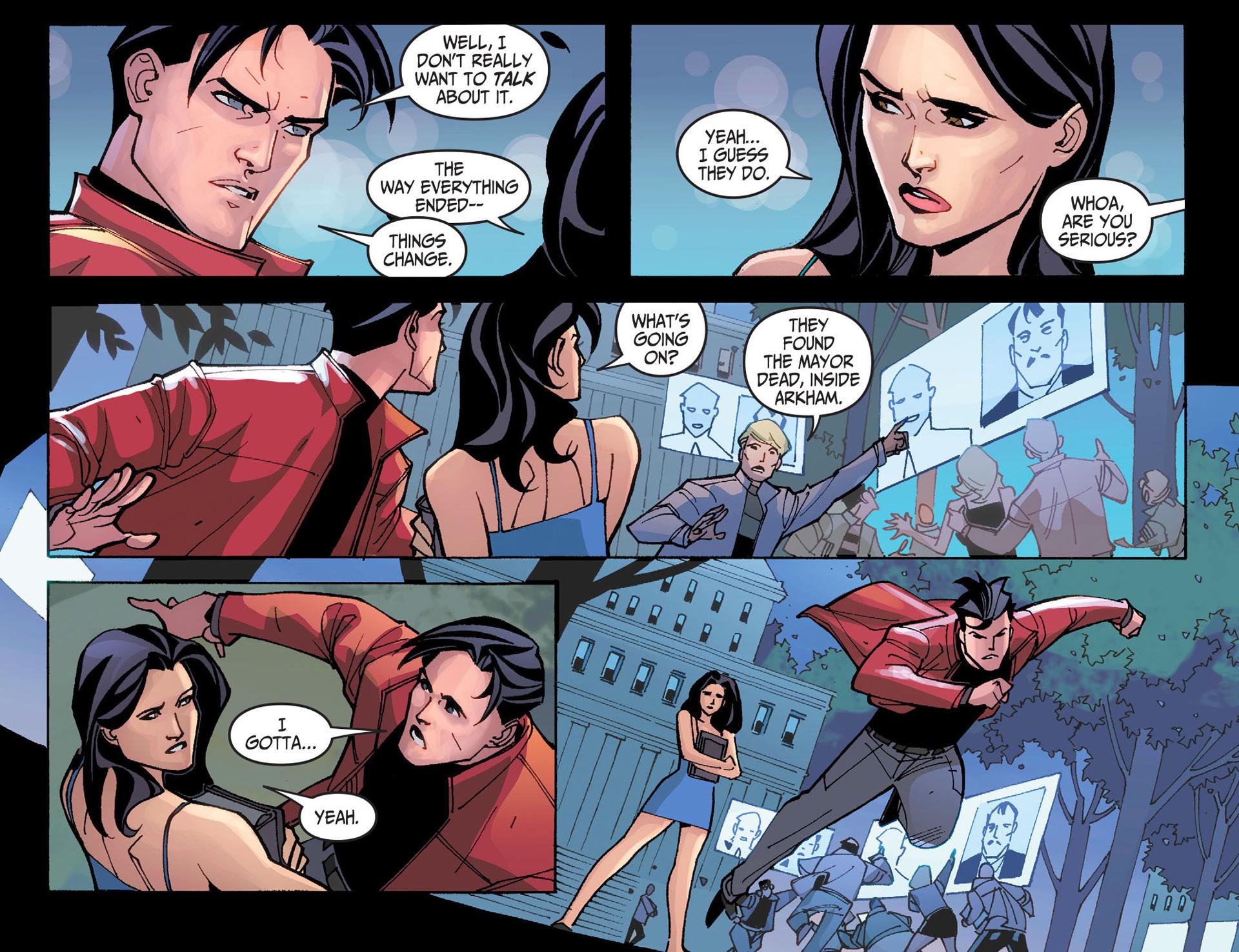 Batman Beyond 2.0 #1 #40 - English 20