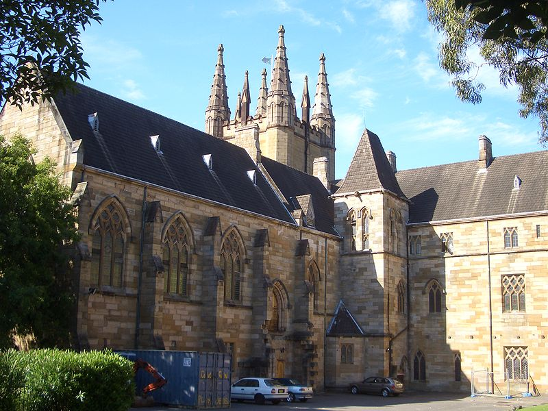 st john s college sydney accommodation specials - photo#7