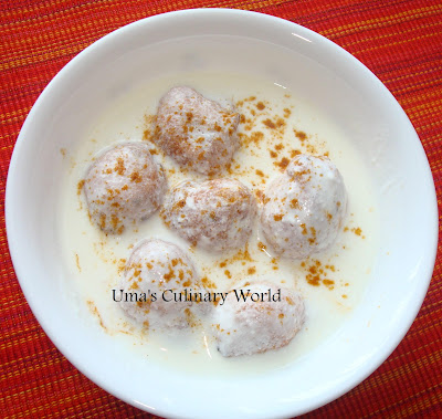 dahi bhalle or vade