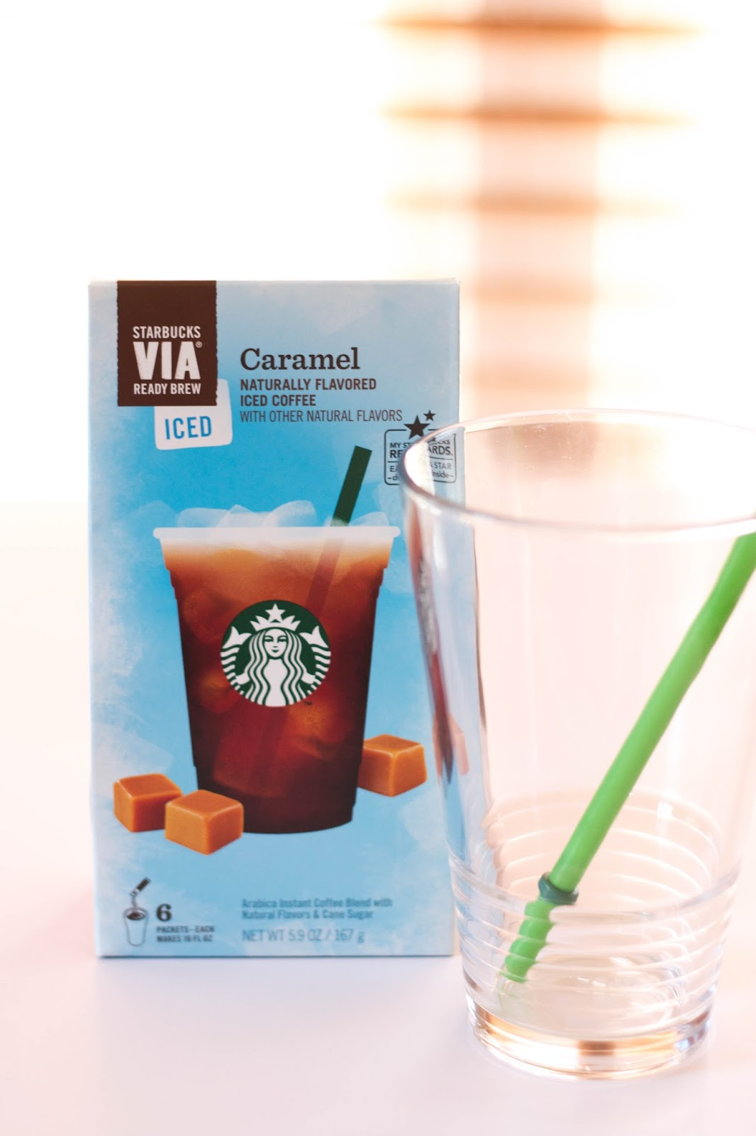 Starbucks, VIA, instant coffee