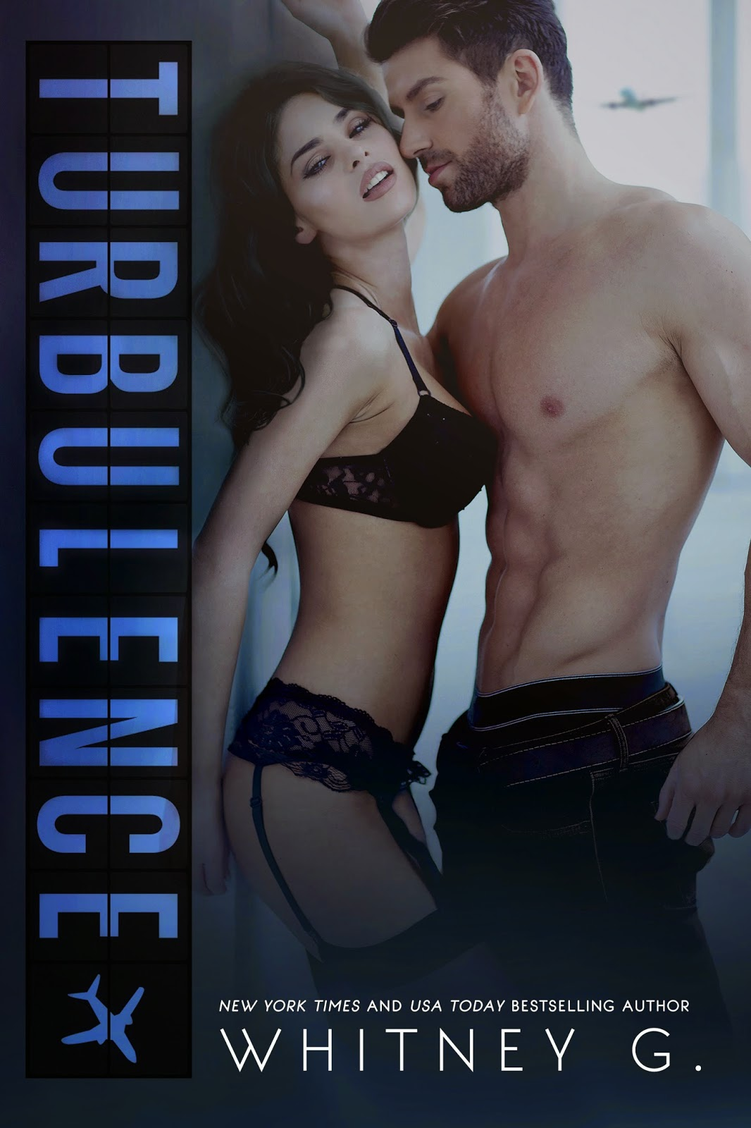 turbulence by whitney g book cover