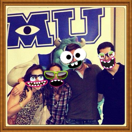 Película: Monstruos University